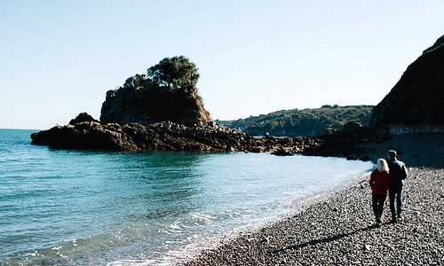 Enjoy a slower pace of life at Bouley Bay