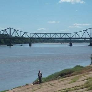 Ponte Metálica - Teresina