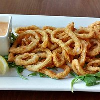 Best calamari EVER!