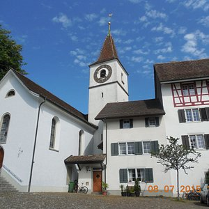 Beautiful and old Church