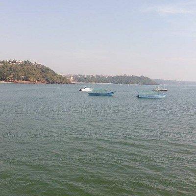 Zuari River side, Vasco Da Gama, Goa