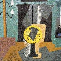 mosaico di Gino Severini
