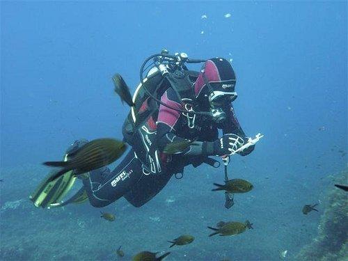 immersioni riservate max 4 sub + la guida