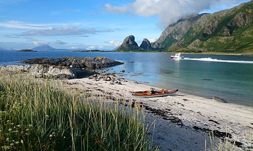 Tomma - en perle på Helgelandskysten