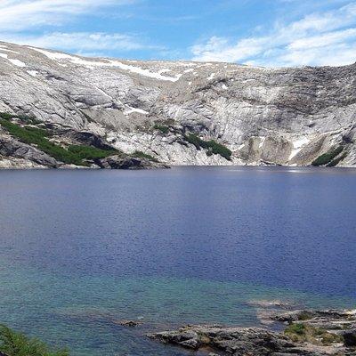 Laguna Callvu (Azul)