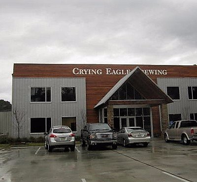 Brewery is purpose-built and relatively new.