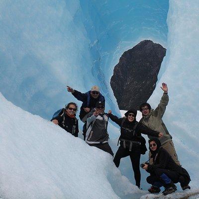 Glaciar Exploradores, Parque Nacional Laguna San Rafael, Puerto Río Tranquilo, Carretera Austral