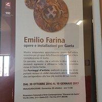 sulla mostra di Emilio Farina
