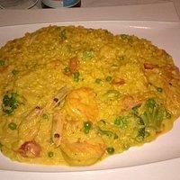Le risotto: un délice!