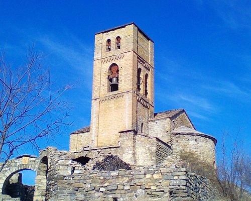 Montañana (Huesca). Santa Maria de Baldós