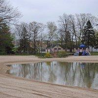 Regner Park swimming area