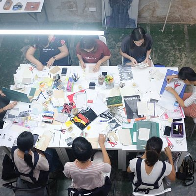 movable zine workshop