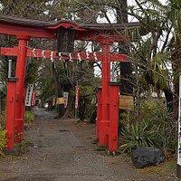 日枝神社一の鳥居