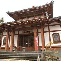 寺の海外観