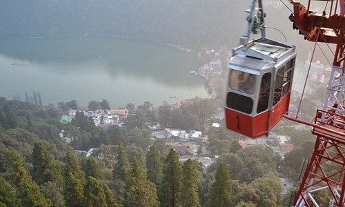 Ropeway Nainital