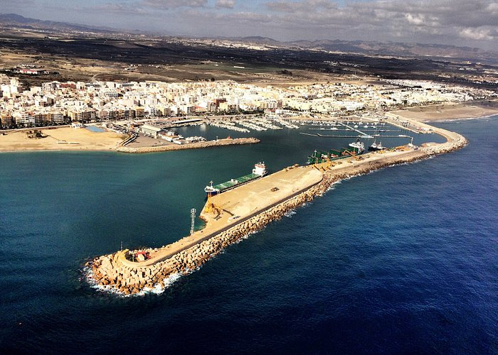 Playa de Garrucha, Vera y Mojacar a vista de avión !! www.facebook.com/pilotopor1dia