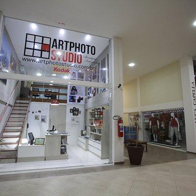 Ótima loja de fotografia!
