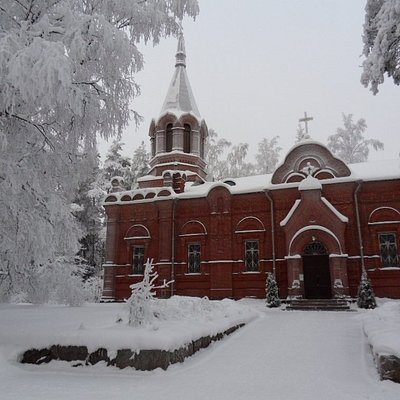 Pyhän ristin kirkko, Kouvola