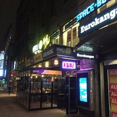 Ihku Night Club in Tampere, Finland