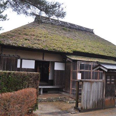 旧嵩岡家住宅/無料で見ることができます