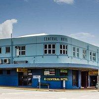 Central Hotel Bowen