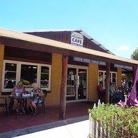 Hollow Butt Cafe, Northcliffe W. Australia