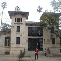 Fachada del Museo de Salta