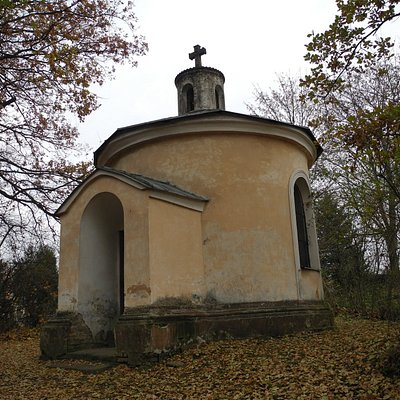 Rokycany, Kalvárie, rotunda (1)