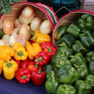 Fresh local produce