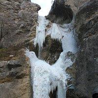 Cascata del torrente Rosandra