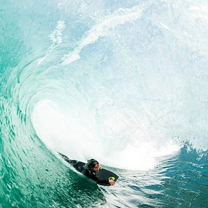 dan skaj surf instructor at the green room lahinch surf school and shop