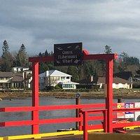 Comox Fisherman's Wharf,  121 Port Augusta Street, British Columbia