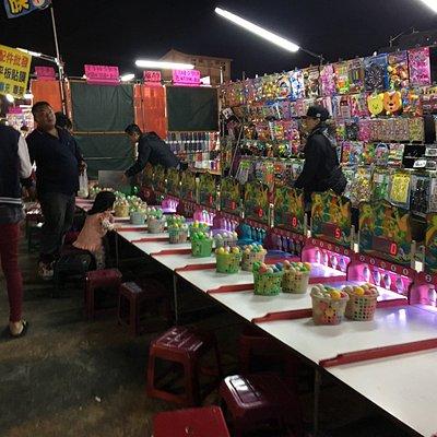Toufen Jinaguo Night Market