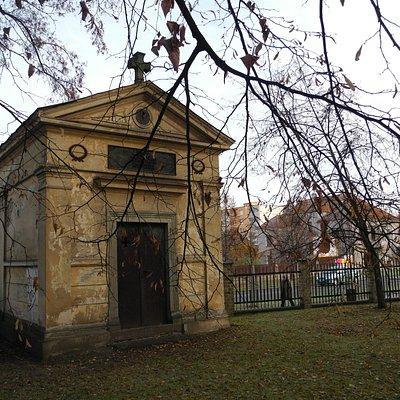 Rokycany - Hřbitovní kostel Nejsvětější Trojice (2)