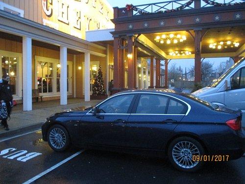 BMW Bt-Transfer, traslado al aeropuerto de París-Orly
