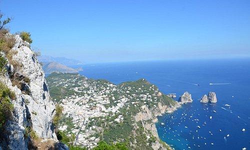 Faraglione from the top of the S. Maria Cetrella Sanctuary_2