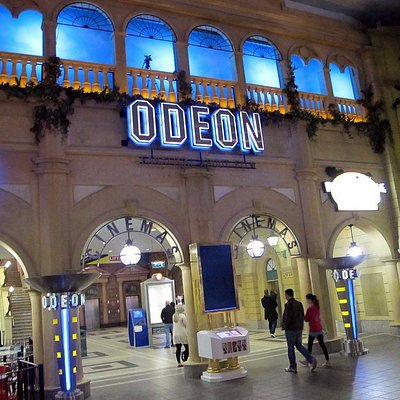 Entrance - ODEON