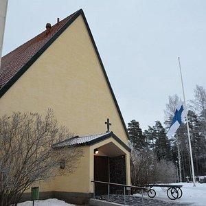 Kesälahden kirkko