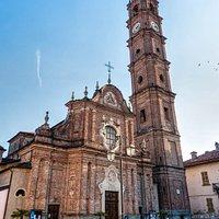Chiesa di valperga - SS Trinità