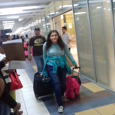 Passanger arriving to Panama - Tocumen Airport