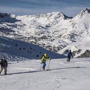 Freeride Pic del Maià 2615 m