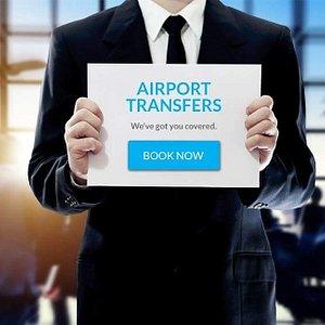▶ les transferts ( navette aéroport )