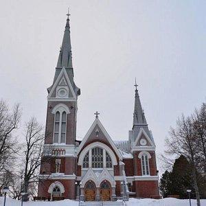 Joensuun kirkko