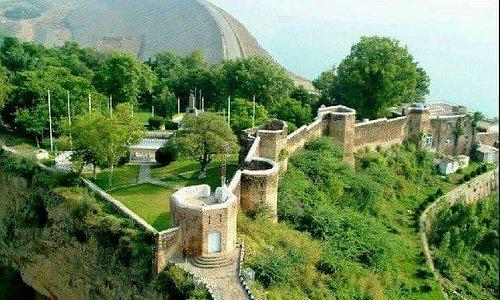 Mangla Fort