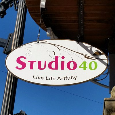 Welcome to Studio 40.