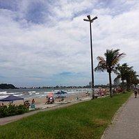 Praia Central Guaratuba