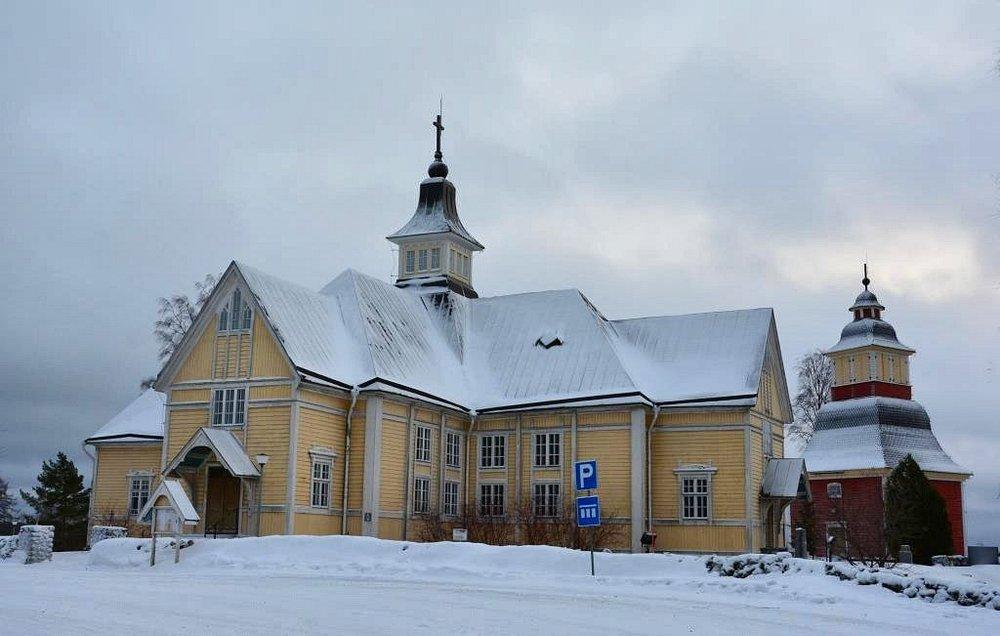 Tohmajarven kirkko