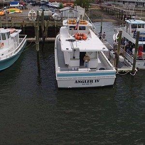 ANGLER Fleet Port Washington, Long Island , NY Great Family Fishing