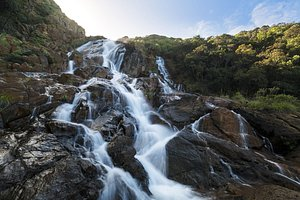 Waterfall in New Caledonia