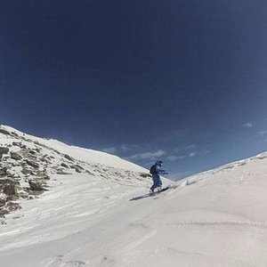 Freeride Canal Nord Pic de l'Hortell